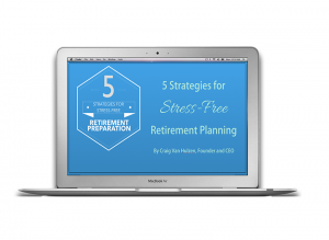 Van Hulzen Asset Management | Complimentary E-Book Stress Free Retirement Planning