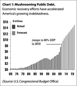 Mushrooming Public Debt